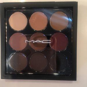 Mac eye shadow x 9